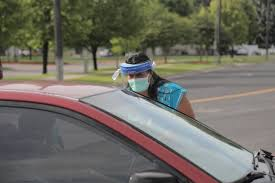 When a community in Utah was hit by the coronavirus, a network of volunteers went into action