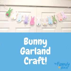Bunny Garland Craft
