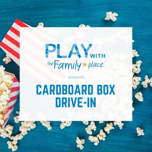 Cardboard Box Drive-In