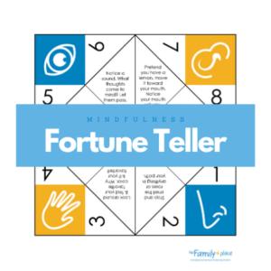 Mindfulness Fortune Teller