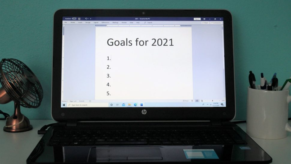 Making New Year's resolutions goes back centuries; here are some local resolutions for 2021