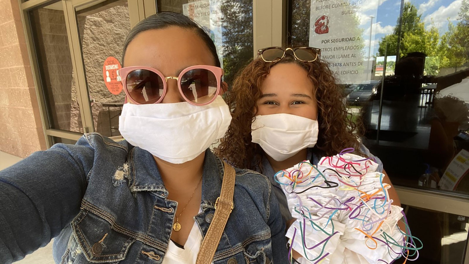 Making a Difference: USU Admissions Office Joins Together to Make Masks for LatinX Community
