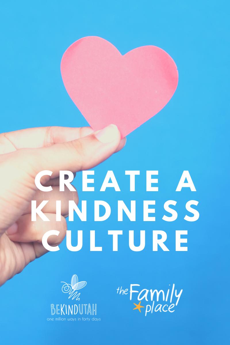 Create a Kindness Culture